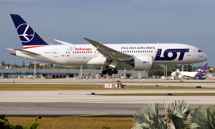 LOT announces new Croatian routes
