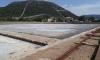 Photo Gallery – Walk through salt works in Ston