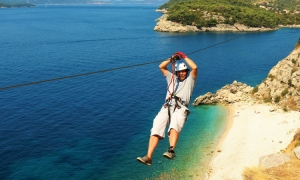 Get your adrenaline dose with Zipline Dubrovnik