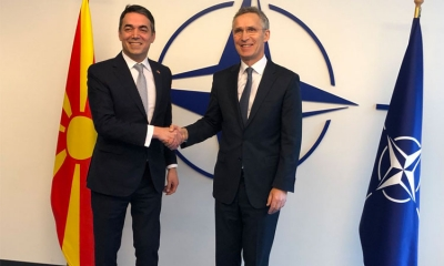 Macedonia to become latest member of NATO