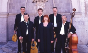 Vocal group Ragusa to perform in front of the church of Saint Blaise on Saturday
