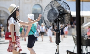 INTERACTIVE – How much warmer is Dubrovnik today than when you were born