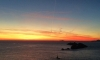 November sunsets in Dubrovnik as spectacular as summer