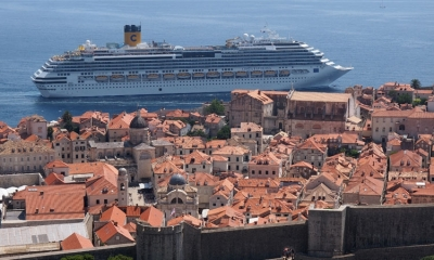 The number of cruise ships visiting Croatia increases in 2019
