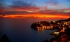 PHOTO - Superb sunset over Dubrovnik