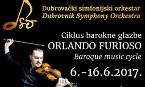 Four nights of Baroque music on the way in Dubrovnik