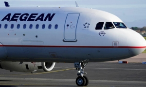 Aegean Airlines lands in Zagreb