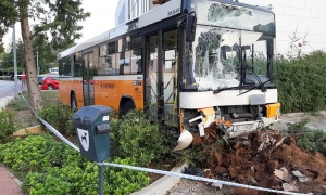 Late night joyride in Dubrovnik bus causes havoc