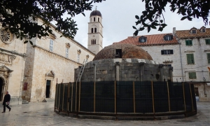 Restoration of Dubrovnik landmark underway