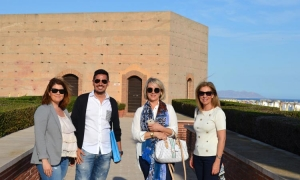 DUBROVNIK IN ALMERIA King's Landing experiences attracted attention of the participants