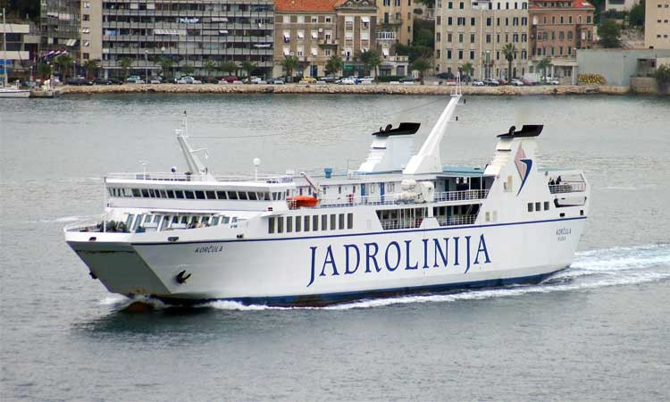 Croatian ferry company posts results