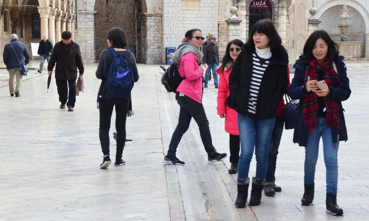 PHOTO GALLERY – Winter stroll in Dubrovnik