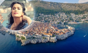 Salma Hayek to film in Dubrovnik this week