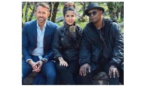 Full of bruises and wonderful memories: Ryan Reynolds wraps up filming in Croatia