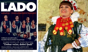 Spectacular folklore concert to be held in Dubrovnik