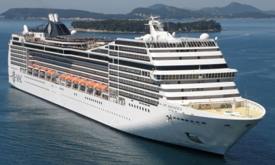 MSC Cruises to bring over 180,000 passengers to Dubrovnik in 2016