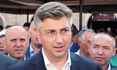 The Croatian Prime Minister, Andrej Plenković, to open Dubrovnik Forum