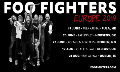 Foo Fighters to have an exclusive concert in Croatia