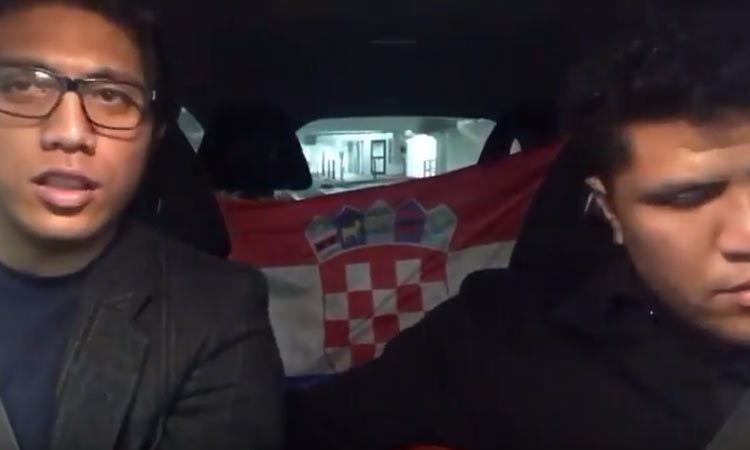 VIDEO – Kiwi-Samoans sing their support for Croatia – truly inspiring