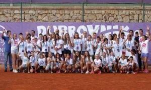 Dubrovnik Dud Bowl International Tennis Championship opens
