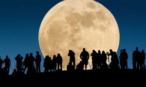 Super Moon to light up Dubrovnik skies