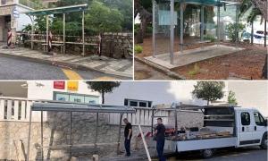 Ten new bus stops throughout Dubrovnik