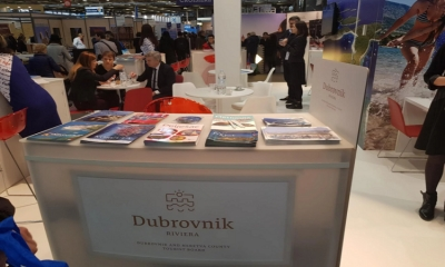 Dubrovnik-Neretva County Tourist Board attends the MAP fair in Paris