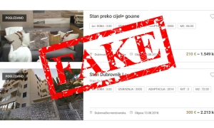 Beware of these fake apartments