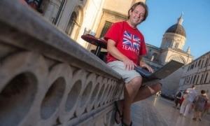 Drivers in Dubrovnik are predictably unpredictable