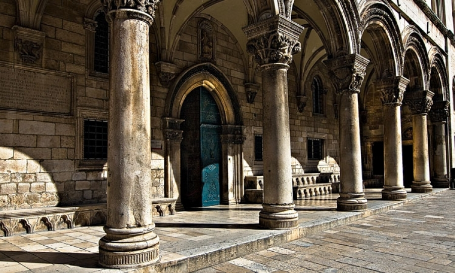 Image result for rector's palace dubrovnik