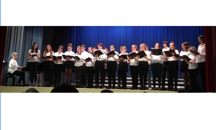 Waldorf - German school choir to perform in the Old City