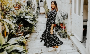 INTERVIEW – Rebecca Sylvester – a digital nomad with her heart in Dubrovnik