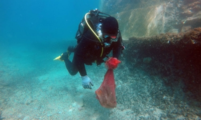 Seabed clear up organised this weekend in Dubrovnik