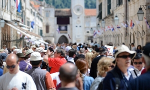 Bigger flow of tourists in Croatia to start during the Easter holidays