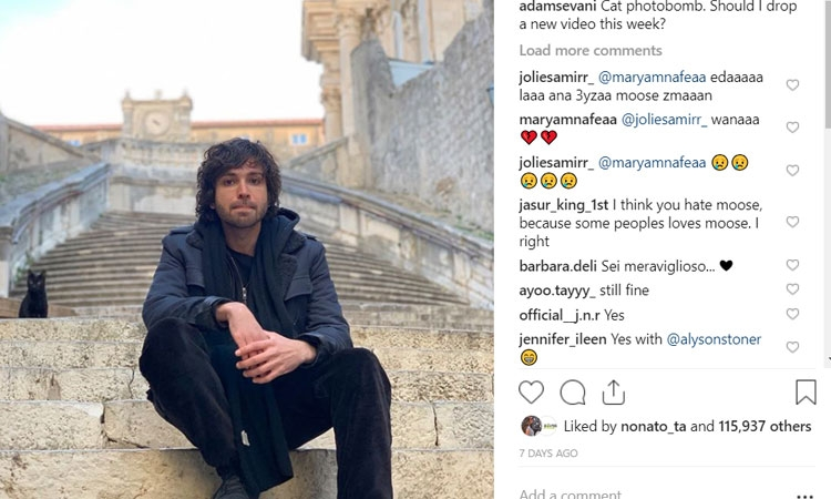 """Step Up"" dance star poses in Dubrovnik"