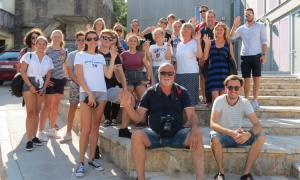 International Youth Day marked in Dubrovnik – Neretva County