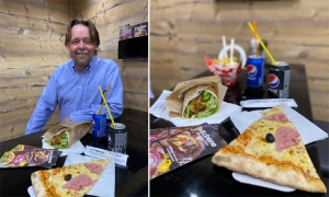 Tutto Bene Fast Food Old City - Tasted by the Editor