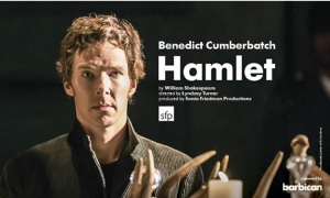 Benedict Cumberbatch plays Hamlet in Dubrovnik