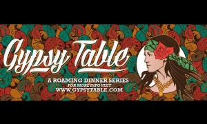 The first Gypsy Table dinner arrives in Croatia