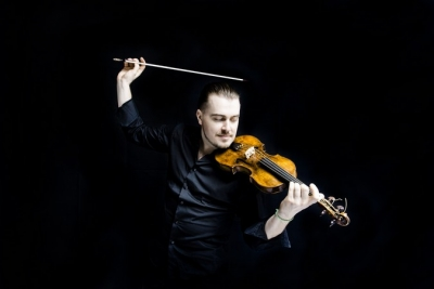 Russian virtuoso Dmitry Sinkovsky comes back to Dubrovnik