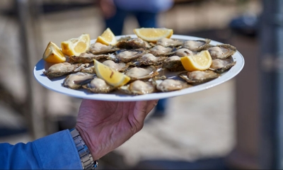 Oysters from Ston now a European protected product