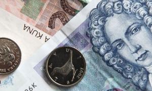 Average Croatian salary for February almost reaches 6,400 Kuna