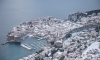Stunning photos – Snow fairytale in Dubrovnik