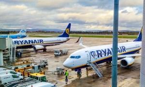 Ryanair drastically cuts flight capacity in October
