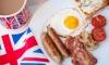 British week of food in popular German supermarket