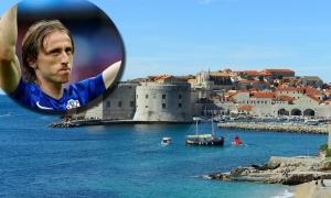 Luka Modric looking to purchase luxury villa in Dubrovnik?