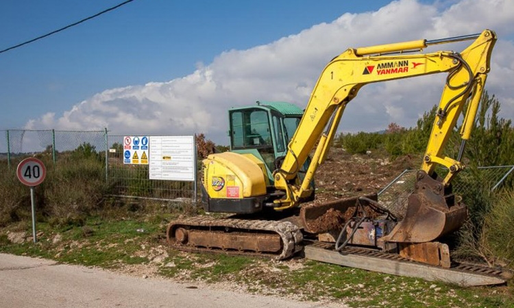 Works on new animal shelter in Dubrovnik begins