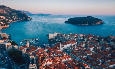 Dubrovnik and London connected with 44 weekly flights!