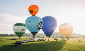 Croatia Hot Air Balloon Rally to bring the fairytale feeling