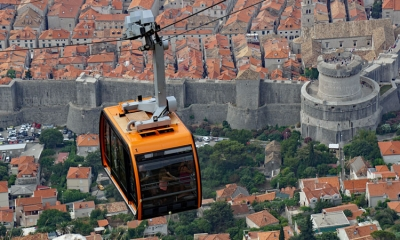 Dubrovnik Cable Car feels the pinch of Covid-19 pandemic